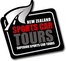 New Zealand Sports Car Tours  logo